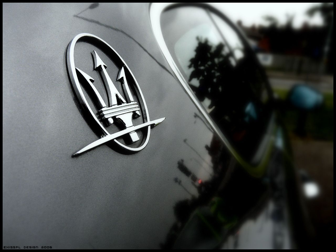 Maserati Badge Maserati Logo Wallpapers Maserati Logo Logo Wallpaper Hd