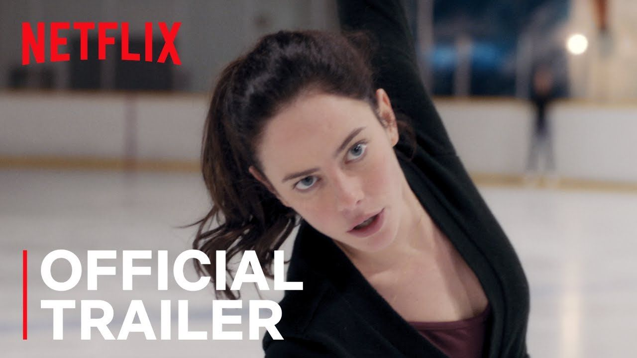 Spinning Out Official Trailer Netflix Youtube With Images