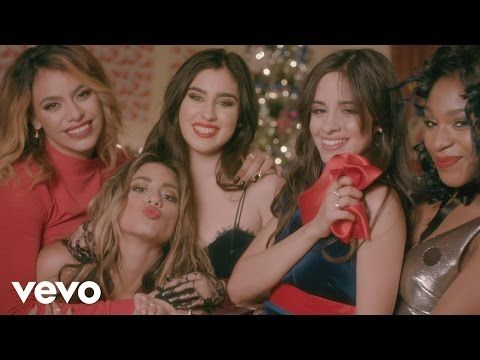 Fifth Harmony All I Want For Christmas Youtube Keri Beri Loves This Song By Them Fifth Harmony Mariah Carey Christmas Music