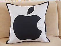 Úžitkový textil - Apple patchwork - 5272258_