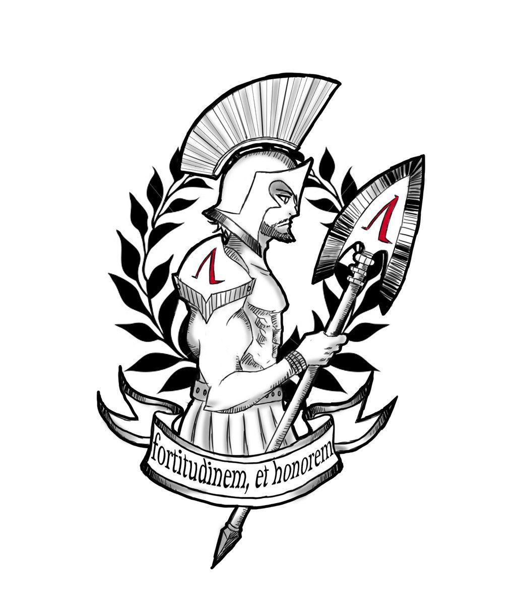 God Of War Ares Tattoo By Ehteshamhaideriantart On
