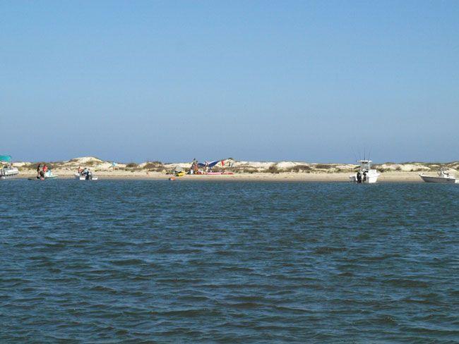 Sunday Beach, Matagorda Island Port Ou0027Connor Texas