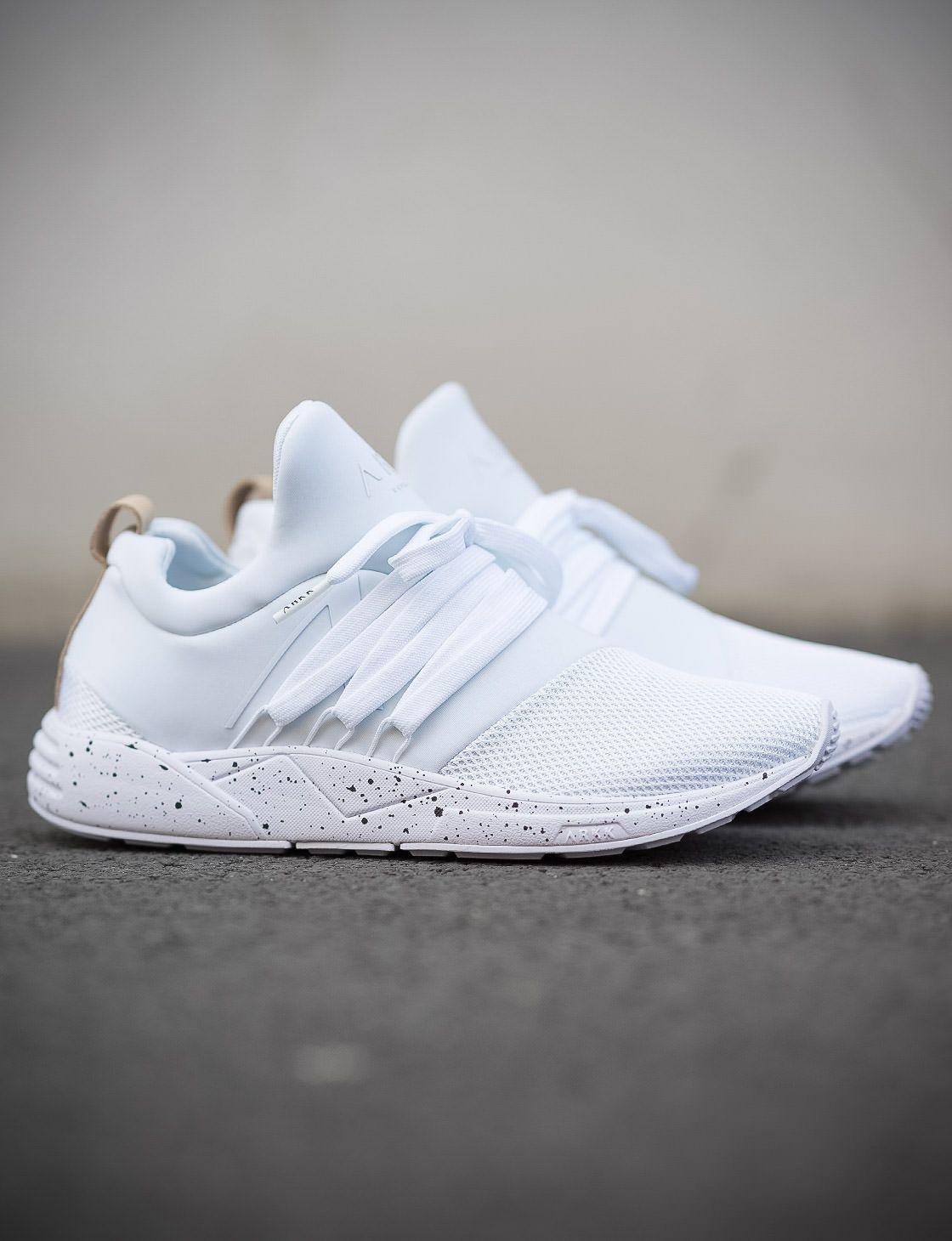 cheap for discount f99bb 5d70c ARKK Copenhagen RAVEN AS1418-1009-W White Nude Sneaker Nike Schuhe, Schöne