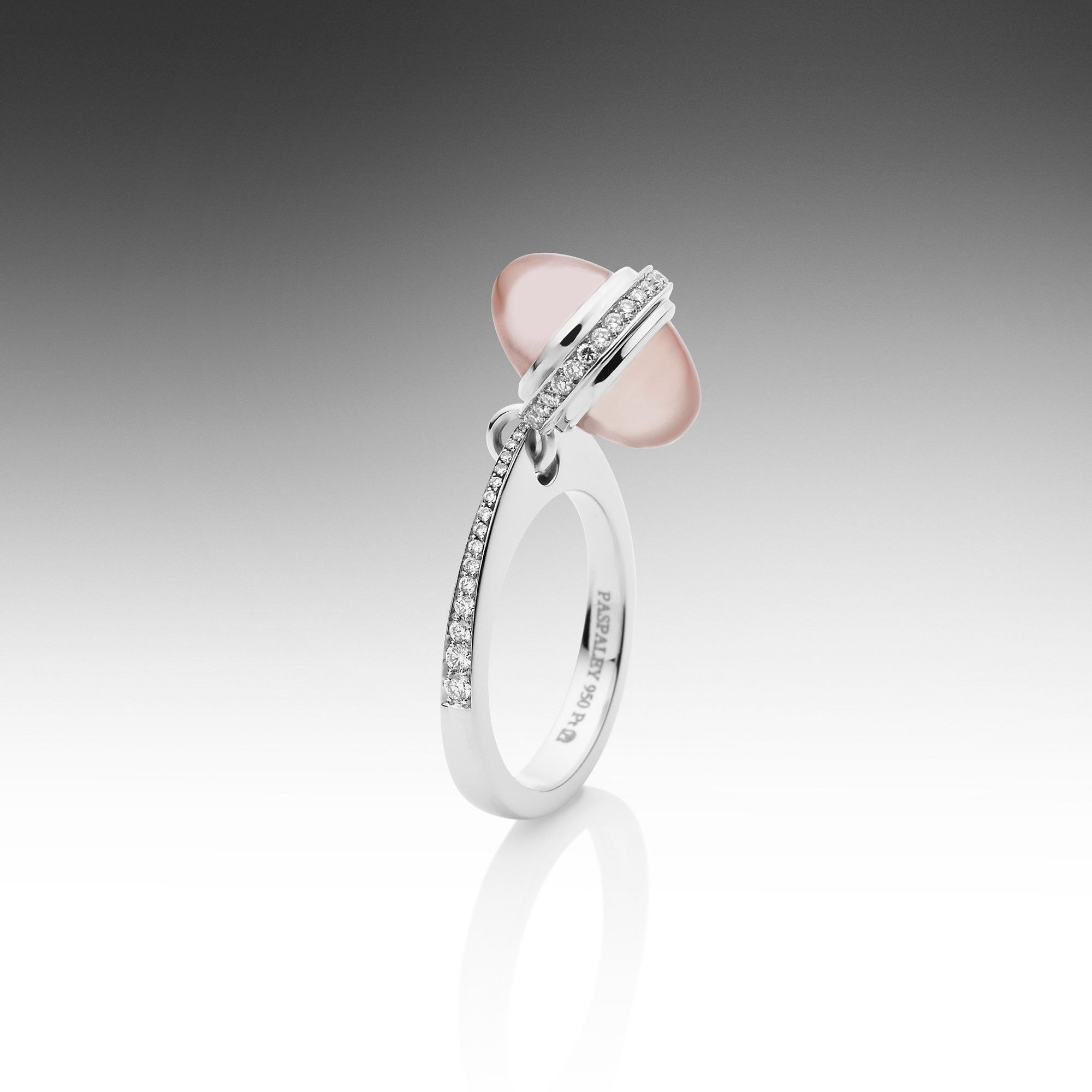 Muse Rose Quartz Ring Paspaley Pearls The Most Beautiful