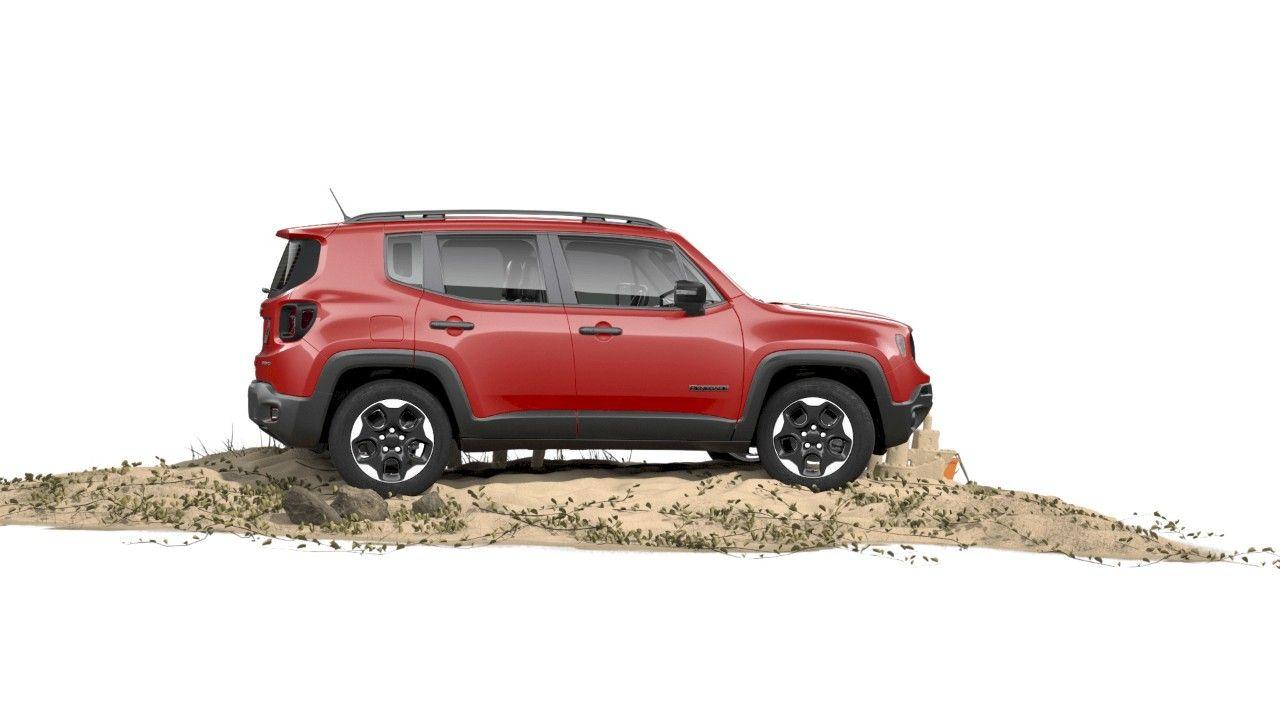 Renegade Jeep Jeep Renegade Como Deixar Cabelo Ondulado