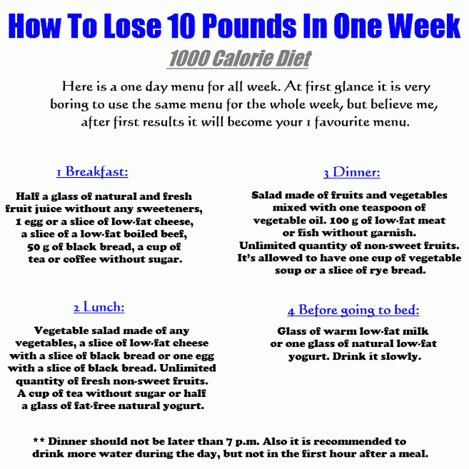 Is it possible to lose noticeable weight in 3 weeks image 4