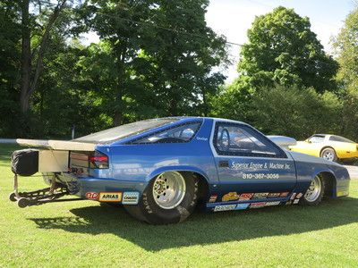 This is one BADASS!! Mopar,1989 Dodge Daytona body style