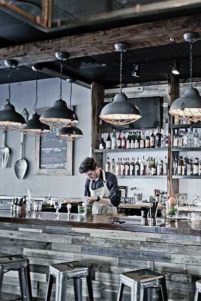 Sweet Auburn BBQ - hipster Southern barbeque with Asian influences.