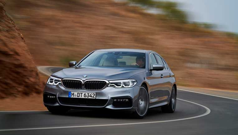 New Bmw 5 Series To Be Launched In India On June 29 With Images