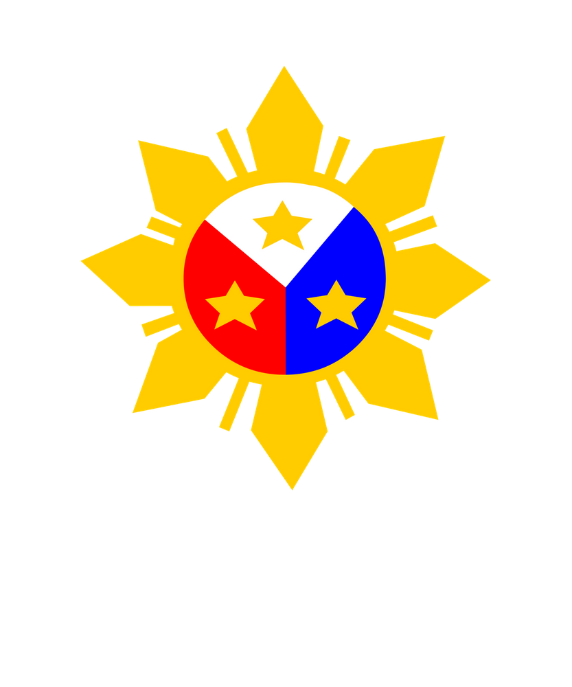 Pinoy Philippines Filipino Sun Pinay Design Art Print By Kutees X Small Pinoy Philippines Design Art
