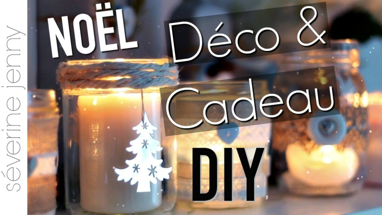 diy de no l id e cadeau d co facile fran ais diy. Black Bedroom Furniture Sets. Home Design Ideas