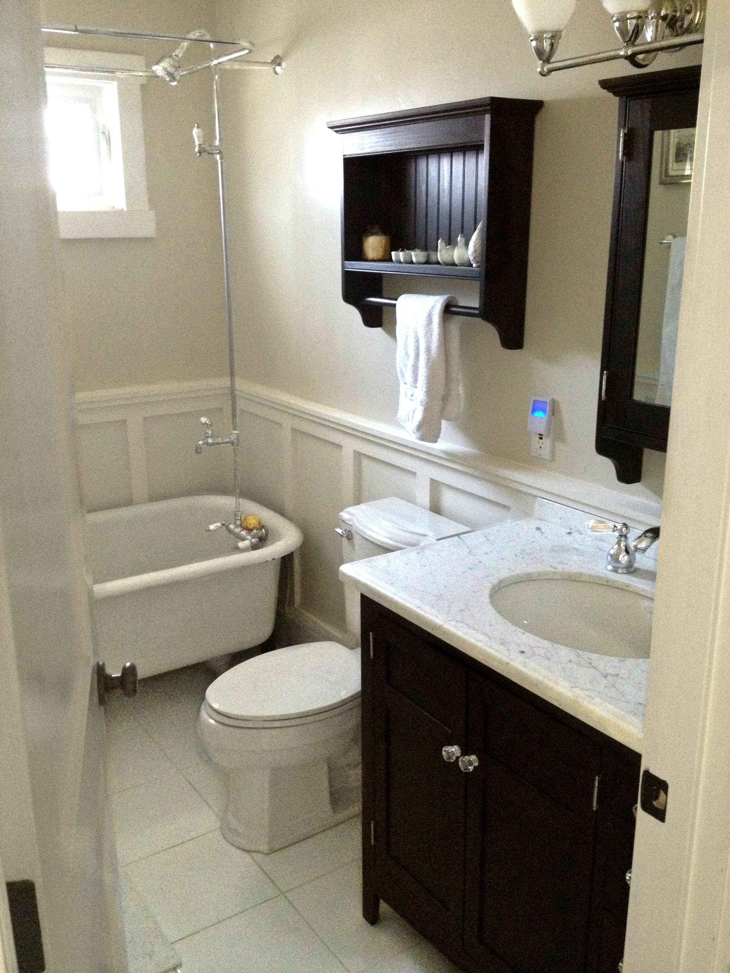 Bathroom Remodel  San Jose, CA Old World Charm Is Still Alive U0026 Lovely As  Ever. Beautiful Contrast With Espresso Cabinets, Warm Neutrals And Classic  ...