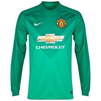 brand new 4d88c d4f2e Pin by Karen on Soccer | Goalkeeper shirts, Manchester ...