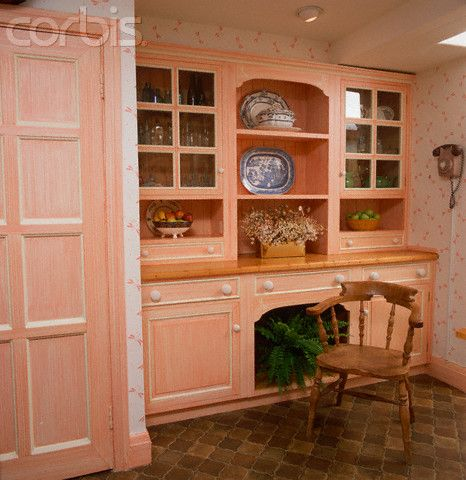 Peach Kitchen peach kitchen cabinets - yahoo image search results | kitchens