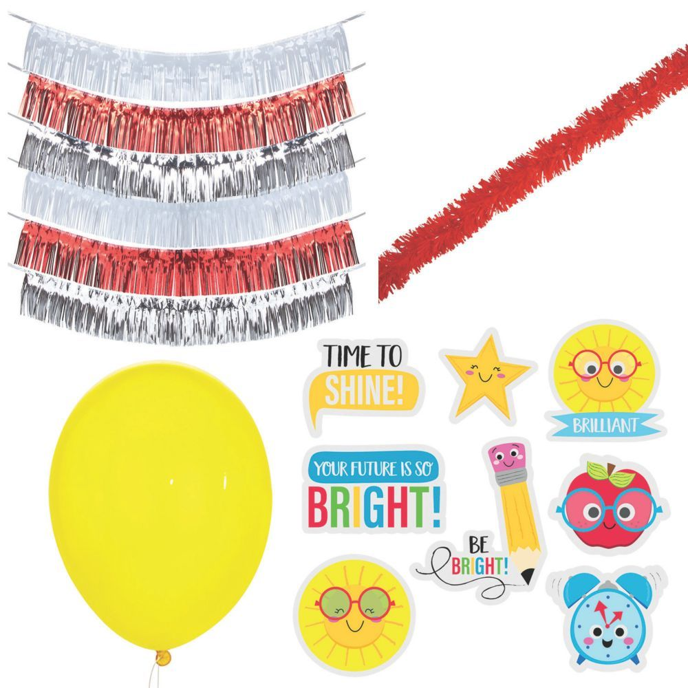 Bright Future Car Parade Decorating Kit | Oriental Trading