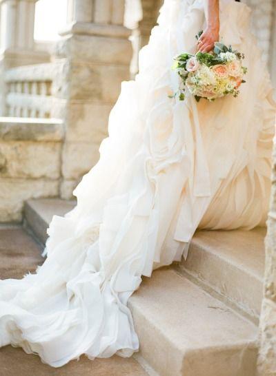 Stunning Timeless Austin Wedding at Chateau Bellevue