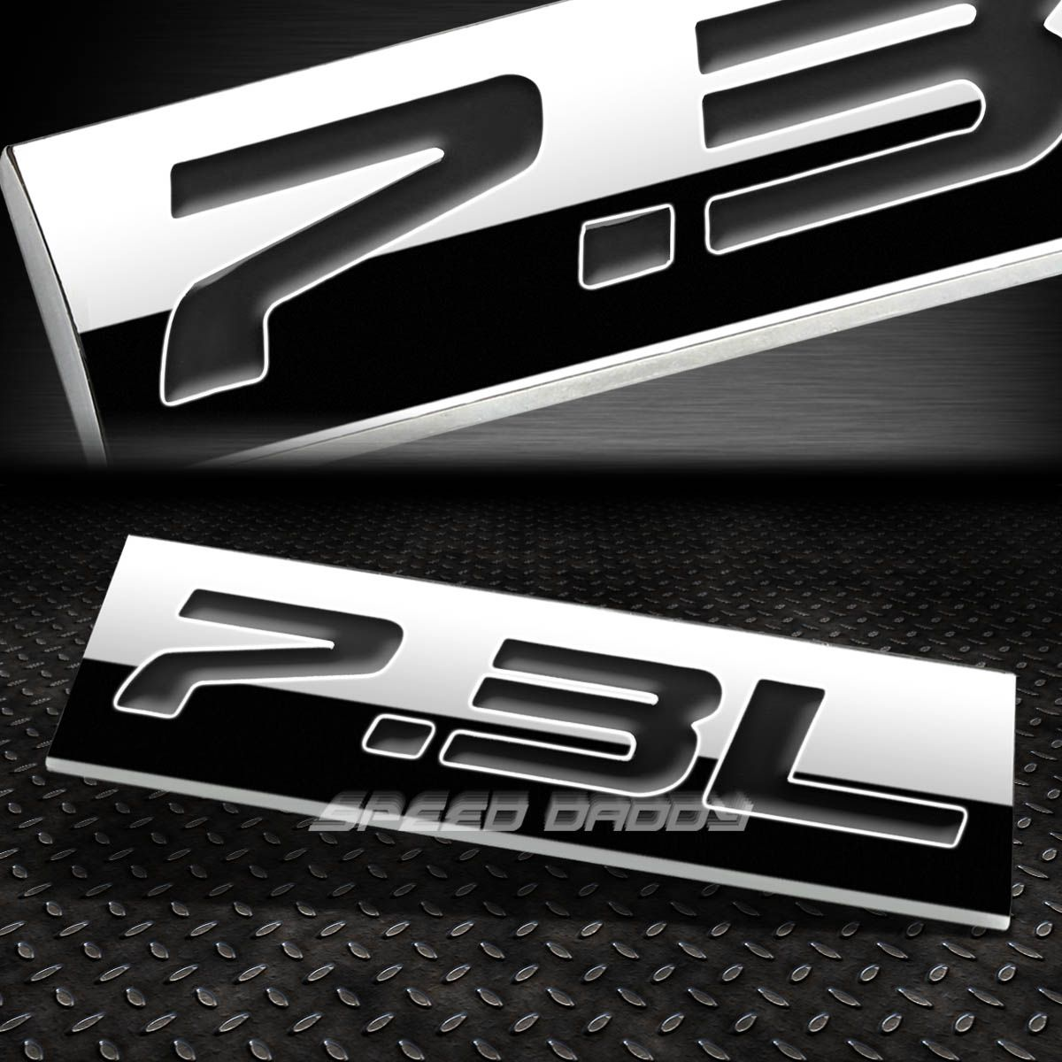Design of a car bumper - Our Emblem Sticker Is Good For Car Body Decoration For Improving The Appearance Of Your Car Truck Or Any Universal Use Chrome Metal Material Comes With