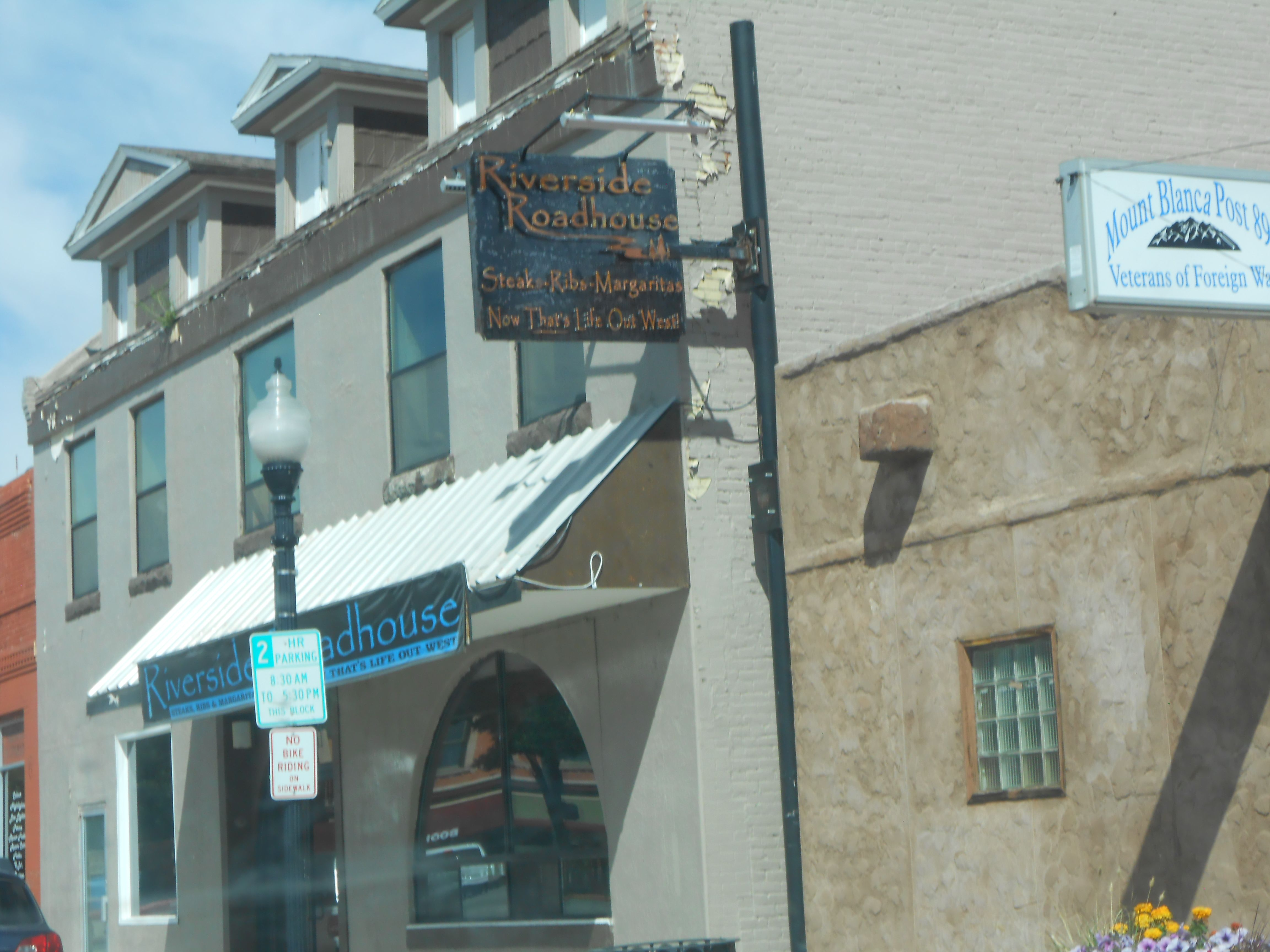Riverside Roadhouse 525 Main Street Alamosa Co 81101 719 589 6641