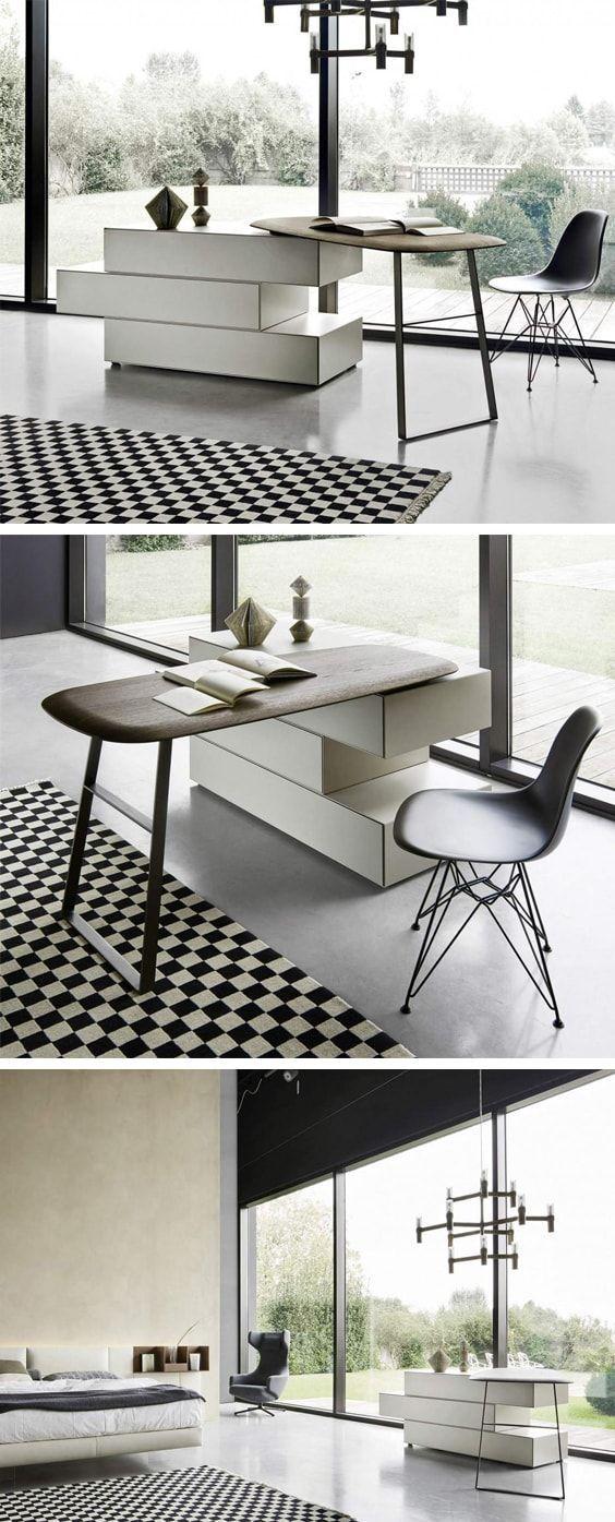 Wohndesign für 3 schlafzimmer a special dresser is the ecletto dresser by livitalia with three