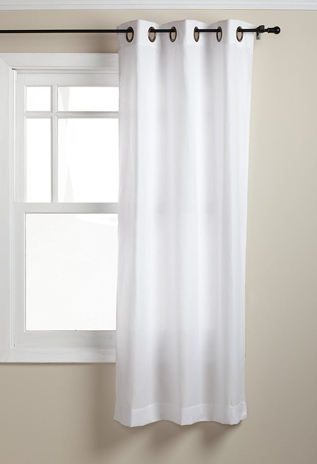Choosing Bathroom Window Curtains