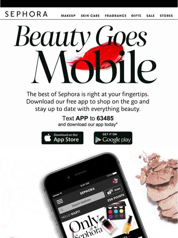 Sephora online shopping india