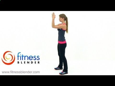 home upper body workout without weights bodyweight workout