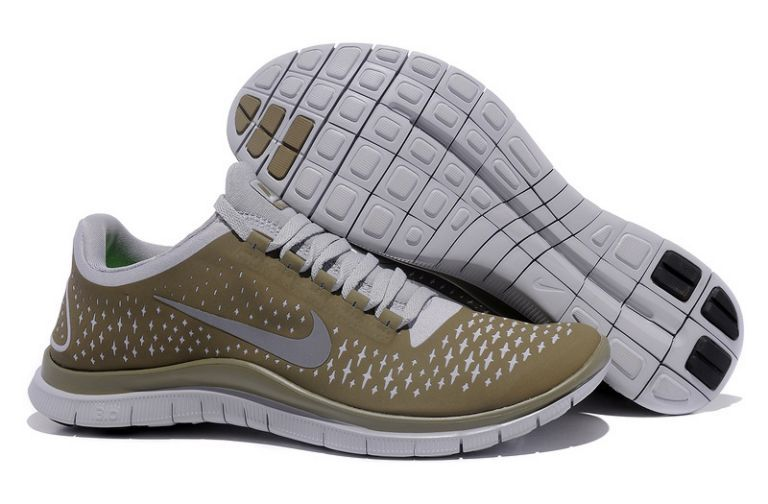 P464c Nike Free 3.0 V4 Herren Laufschuh (511457-003) Licht Knochen / Reflektieren Silber-Iguana http://fashionstyle01.tripod.com/