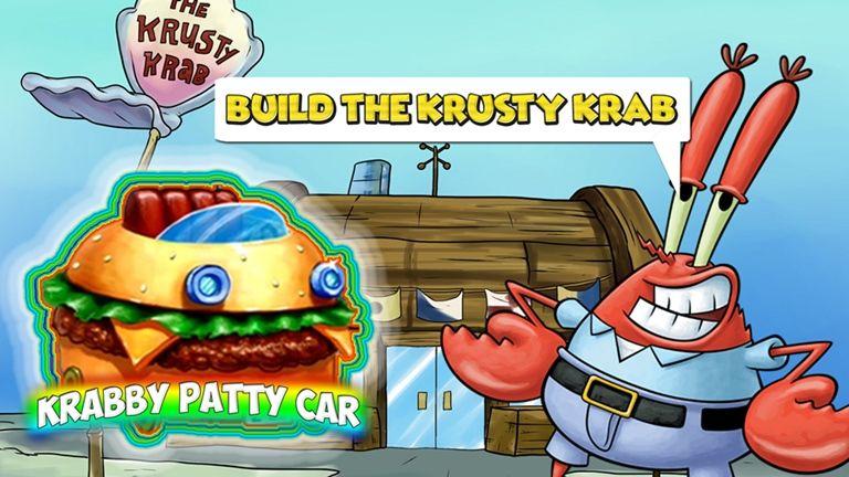 New Krusty Krab Tycoon Roblox Earn Money Fast Spongebob