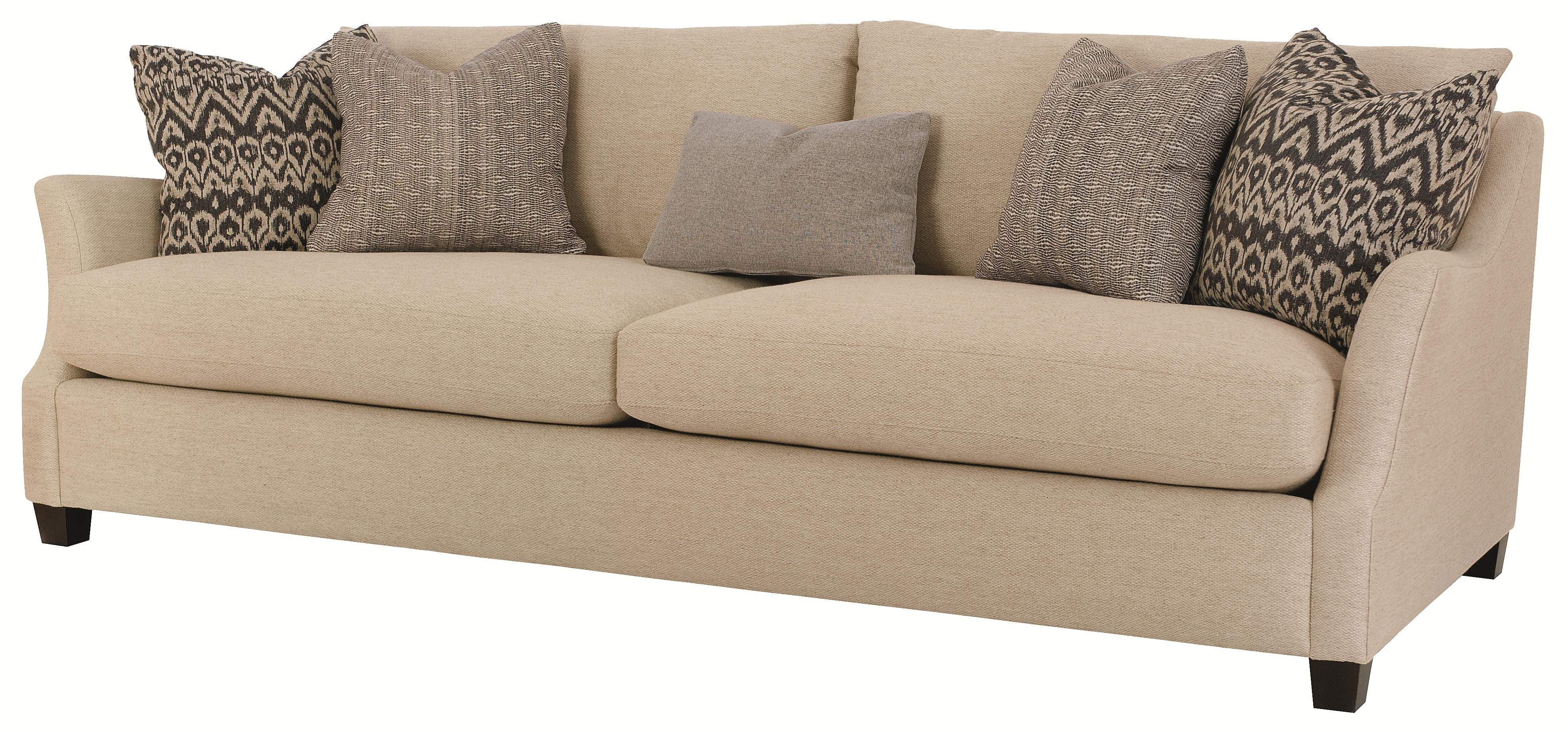 What I Want Long And With Just Two Back Seat Pillows Comes In May Colors Bernhardt