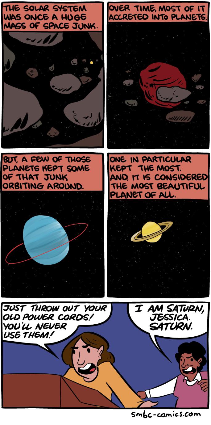 We need to stop enabling Saturn, you guys.