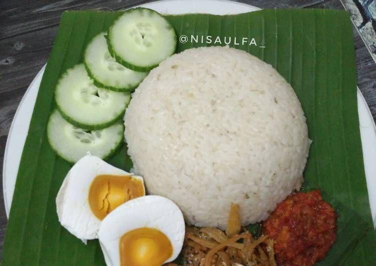 Resep Nasi Lemak Malaysia Oleh Nisa Ulfa Resep Nasi Lemak Sarapan Resep