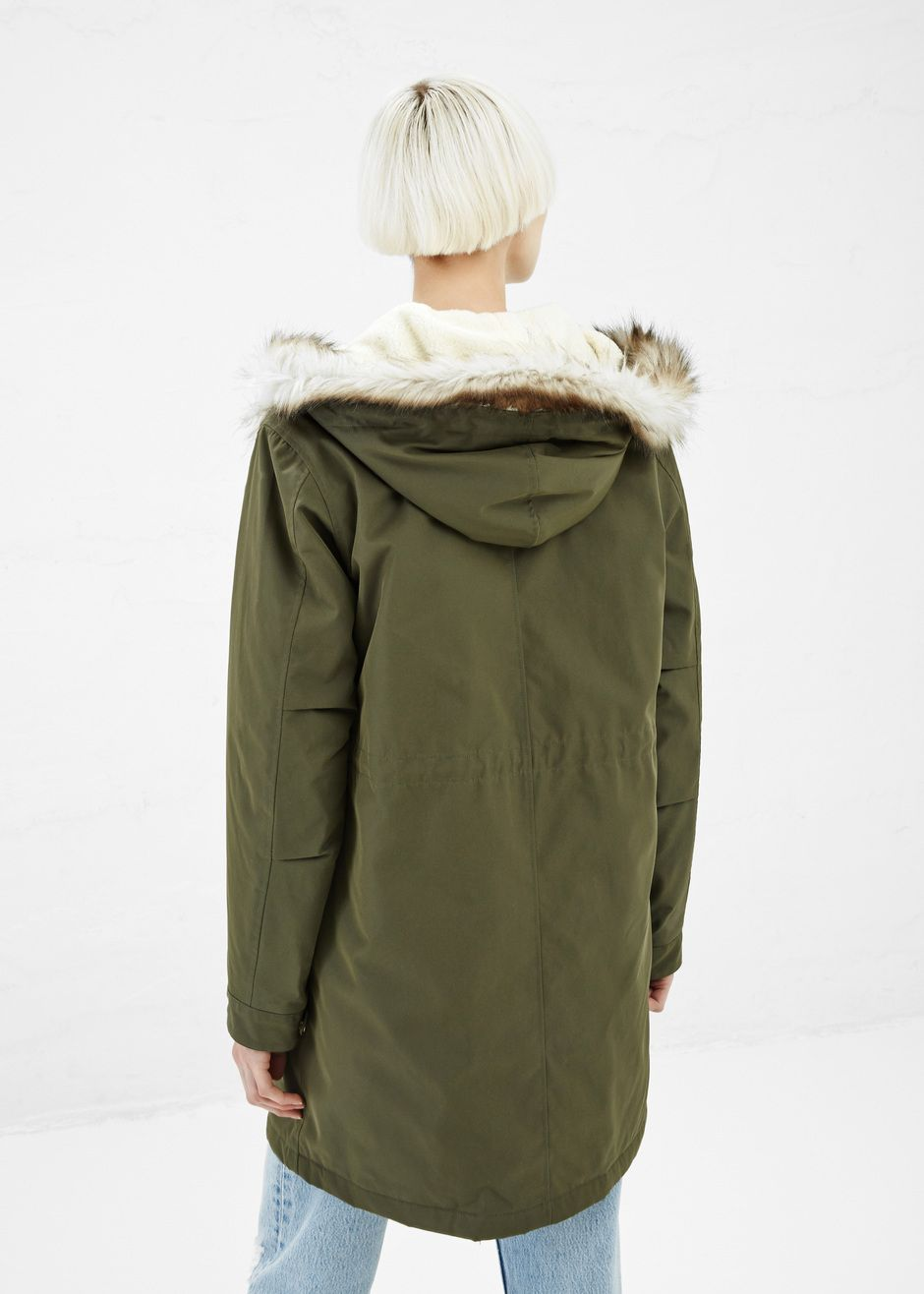 A.P.C. New Mod Parka (Khaki Green) | ☆ Style & Fashion ...