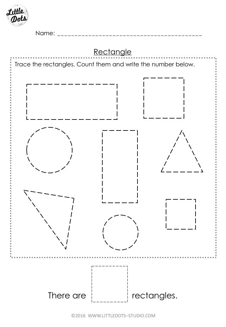 Free Pre K Oval Shape Worksheet Learn To Recognise And Count The