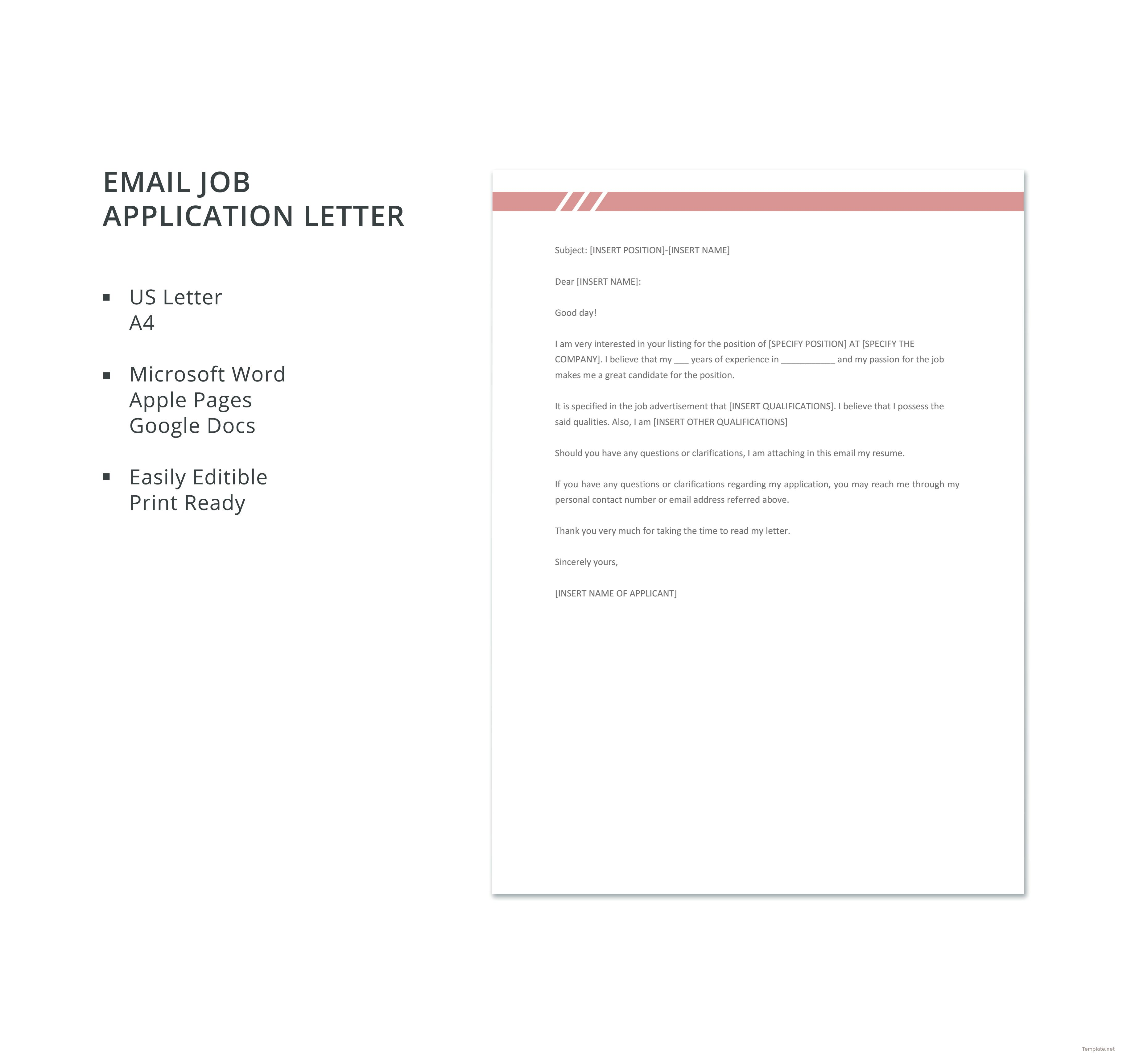 free email job application letter (with images auto electrician resume legal office assistant retail manager cv template