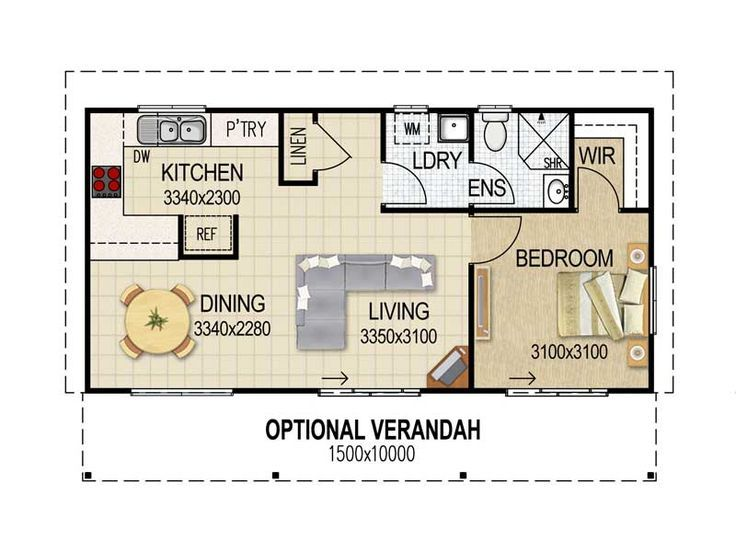 Beautiful Home Design With Attached Granny Flat Photos - Decorating ...