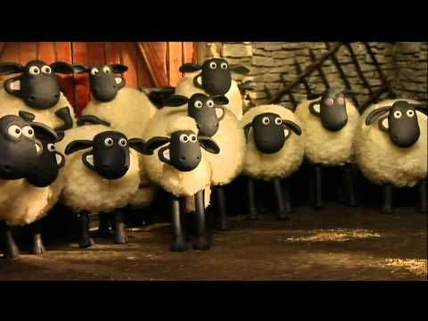 Pin By Hannah Gross On Videos Shaun The Sheep Sheep Galaxy Wallpaper
