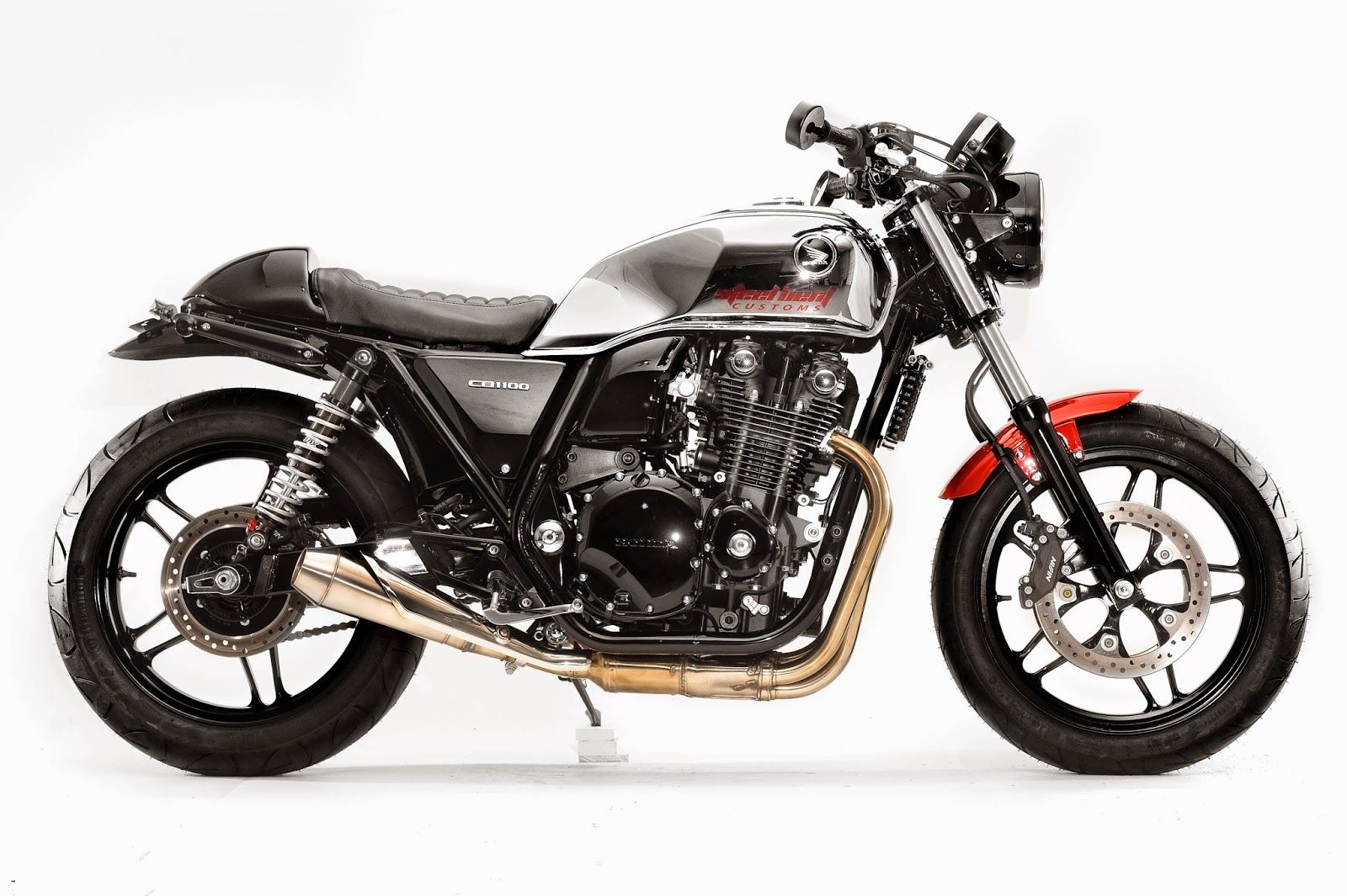 Racing Cafe Honda CB 1100 By Steel Bent Customs