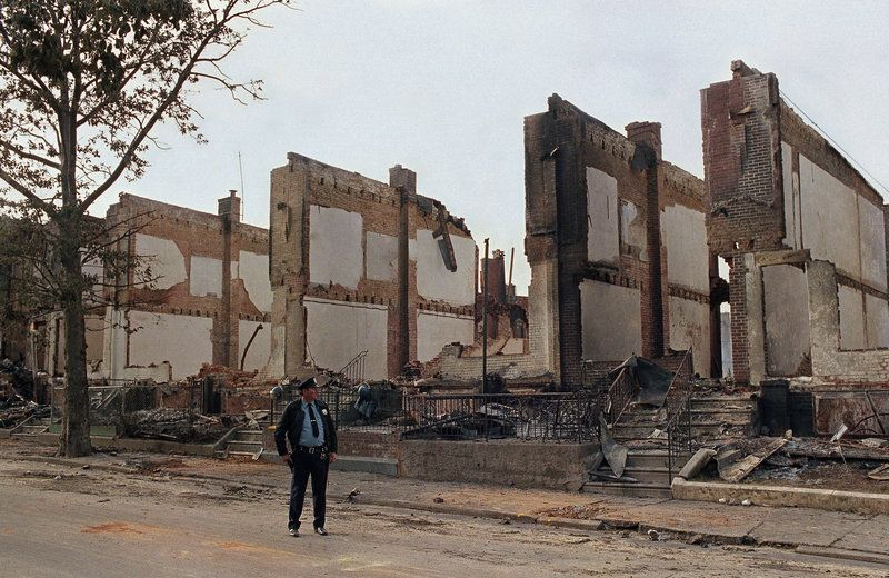 Photo of Why Have So Many People Never Heard Of The MOVE Bombing?