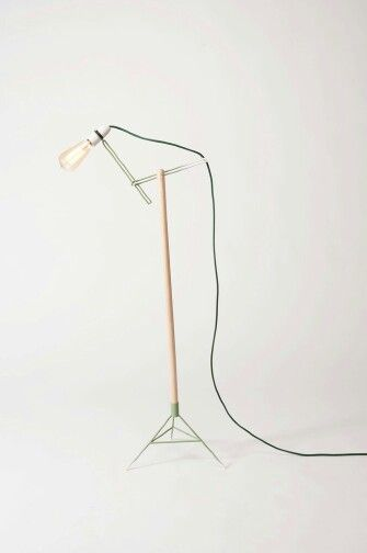 Crane Lamp by Hyunyoung Park