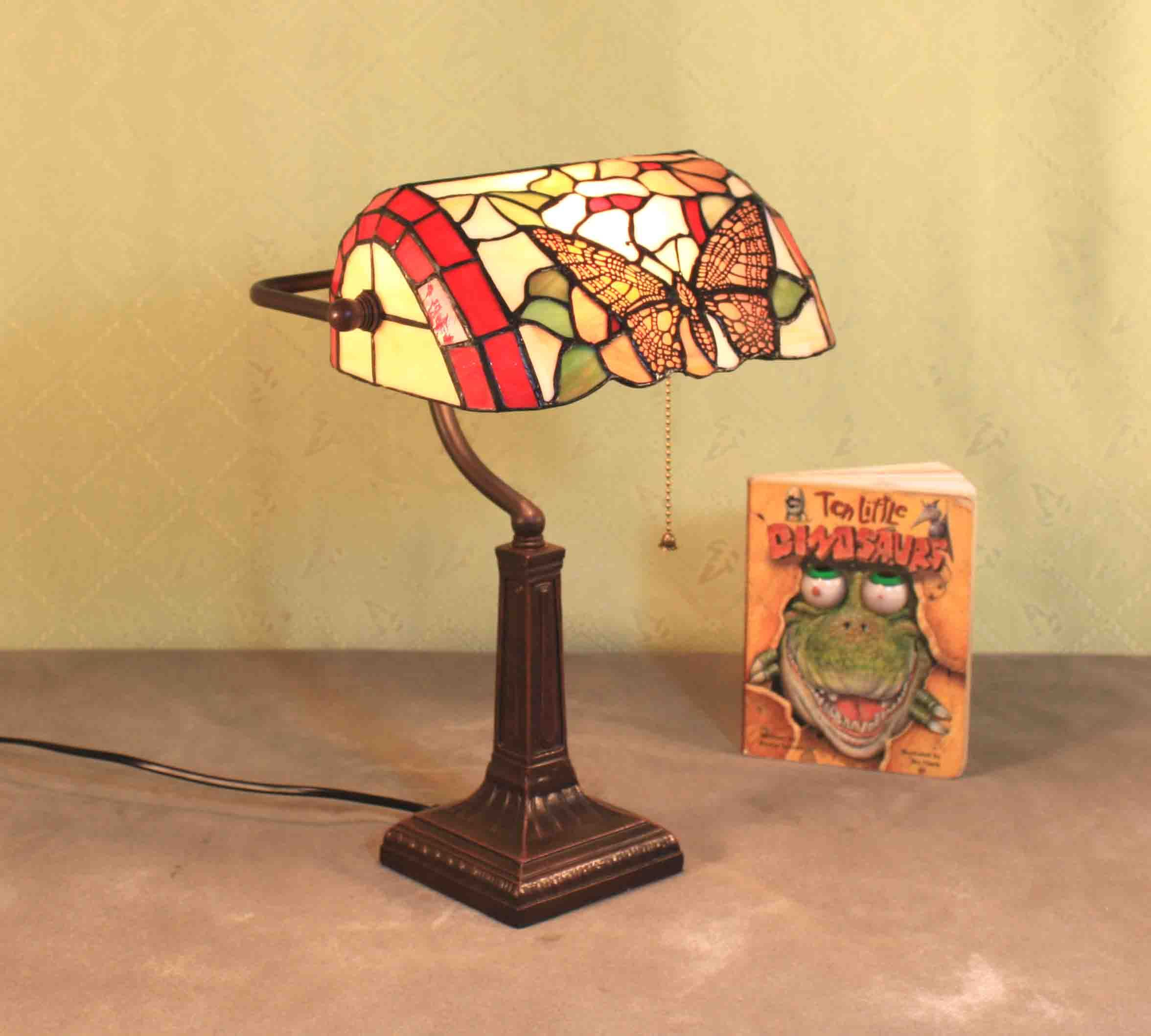 Hot Item Home Decoration Tiffany Lamp Table Lamp T16315b Tiffany Lamps Table Lamp Lamp