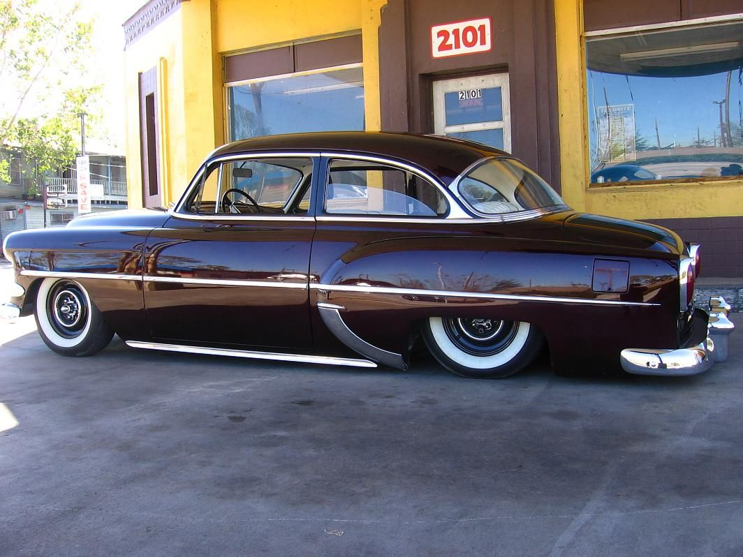 1954 Chevy Build | The H.A.M.B. | Cool Cars | Pinterest | Cars ...