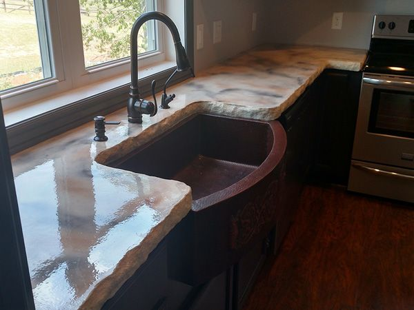 Delicieux Concrete Overlay, Epoxy Floor, Concrete Counter, Decorative Concrete,  Flakes, Driveways, Overlays, Stains, Countertop