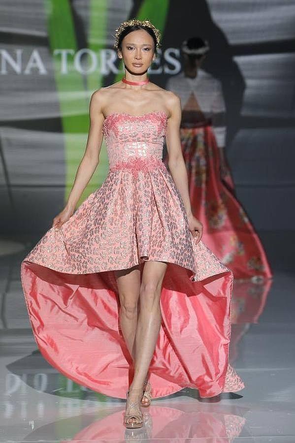 En imágenes, el desfile de Ana Torres en la Barcelona Bridal Week ...