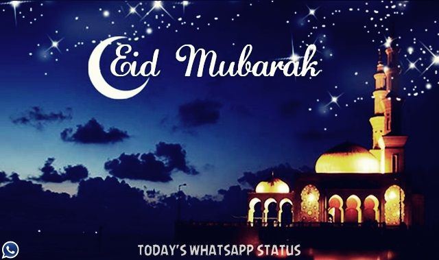100 Eid Mubarak Quotes Status In English With Images Eid
