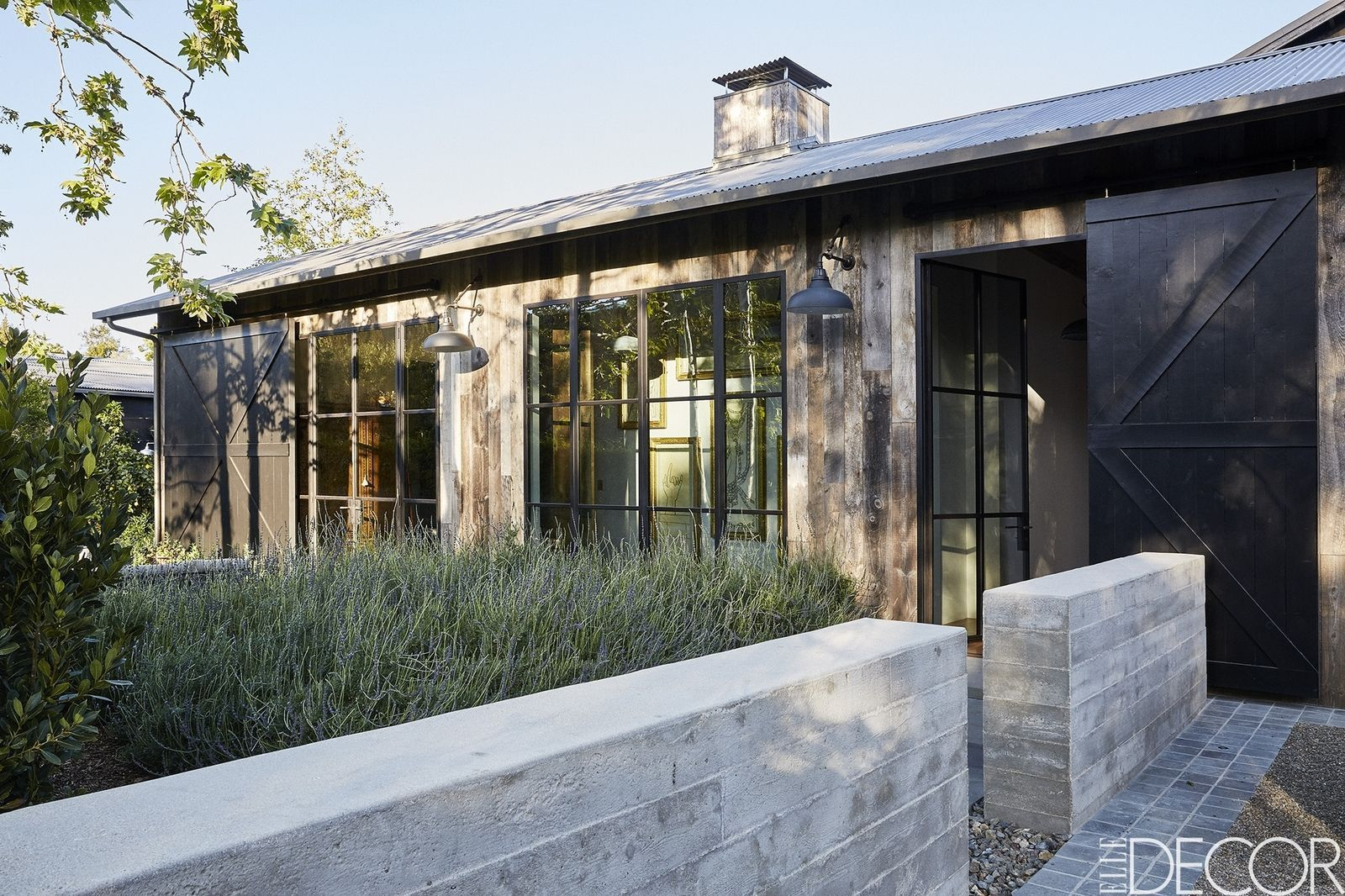 Contemporary Meets Country Inside This Los Angeles Home