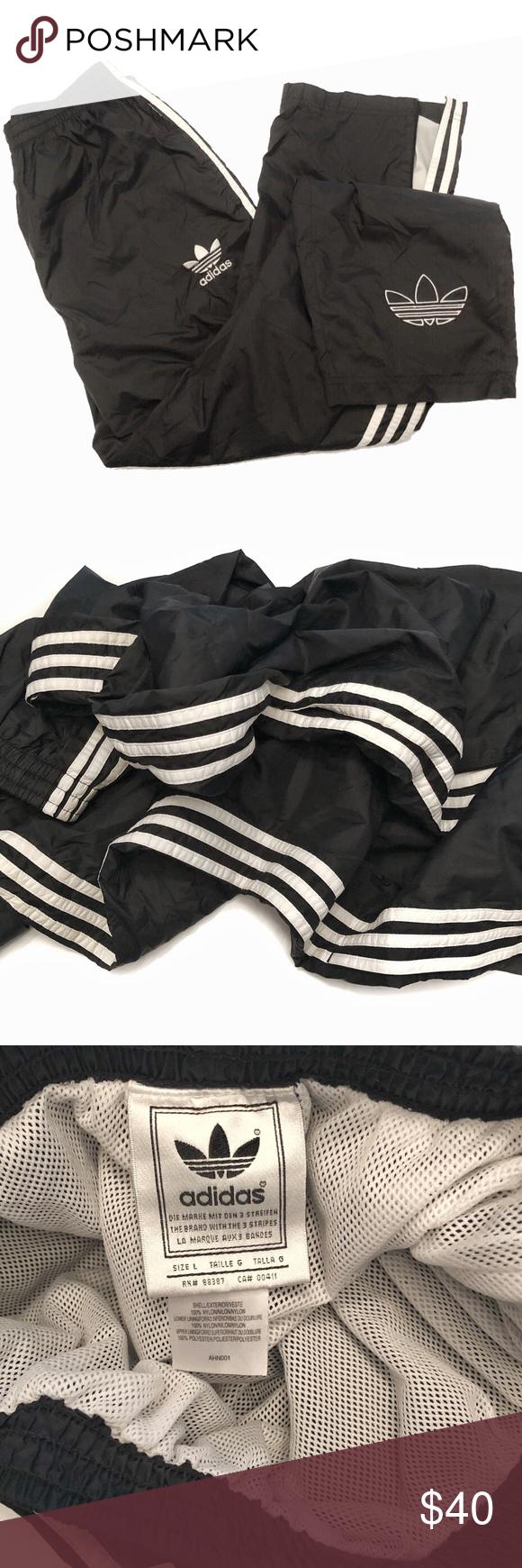 Pantalones chándal de chándal Adidas w Originals w |/ Trefoil Logo | b33ff1f - colja.host