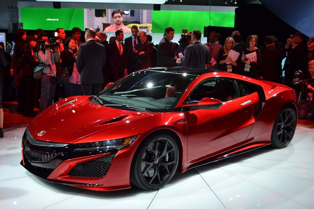Acura Exotic Car >> Pin By China Torres On Exotic Cars Acura Nsx Cars Honda