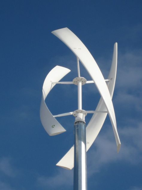 Vertical, Omni-Directional Wind Turbine … | Colorado | Pinterest