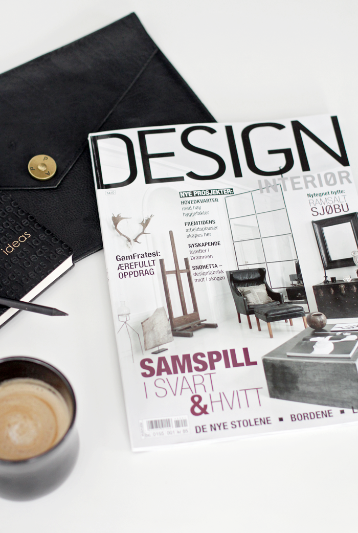 Design Interiør_magasin, workspace