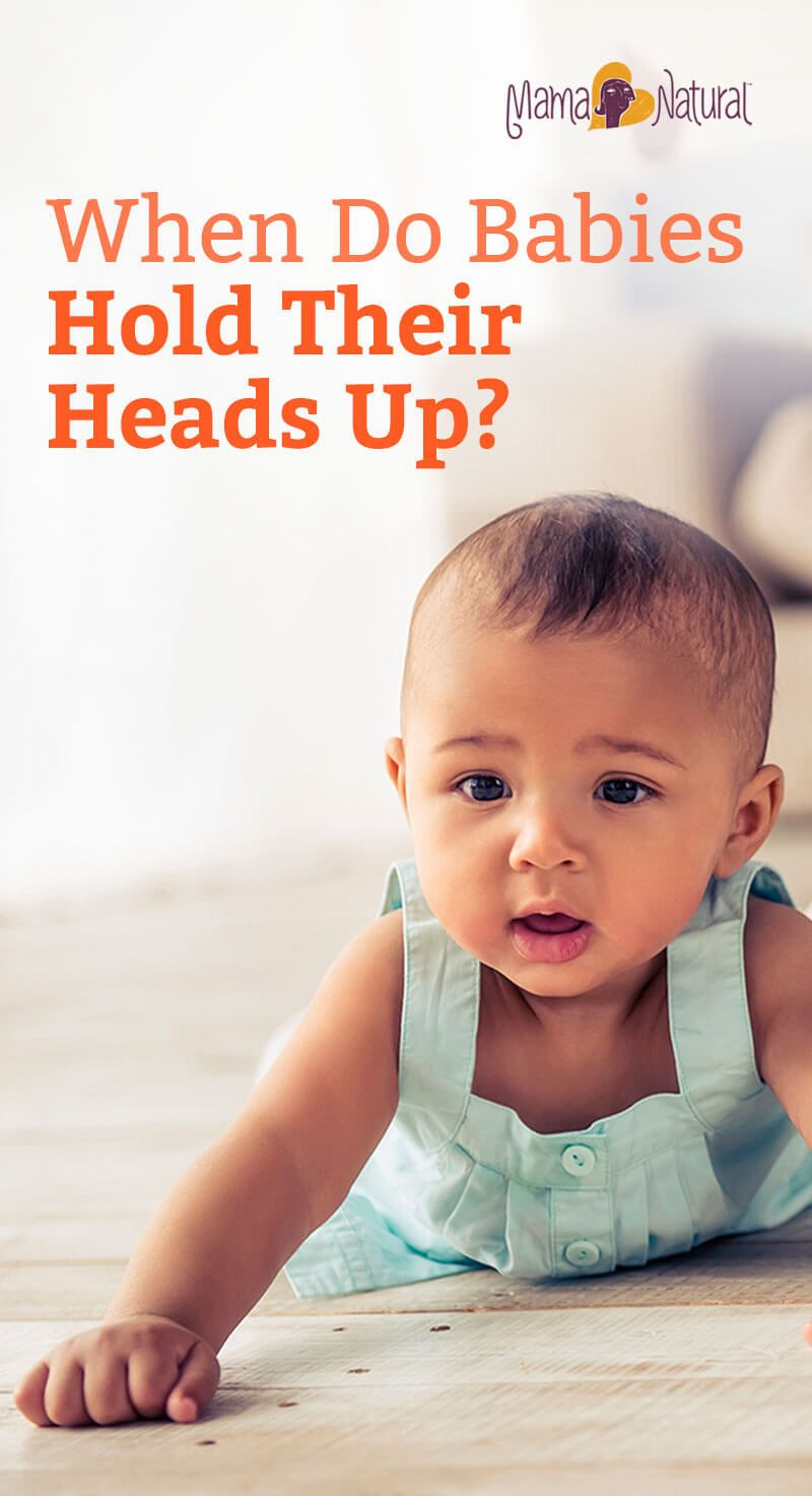 When will the kid start to hold the head Well find out